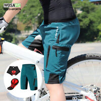 Men's Cycling Shorts Loose-fit Mountain Bike Half Pants Downhill Bicycle Shorts