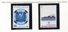 19326). UNITED NATIONS (Vienna) 1983 MNH** Safety at Sea -