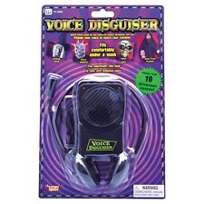 SCARY VOICE CHANGER & HEADSET MICROPHONE Toy Gift Adult Jokes & Novelties