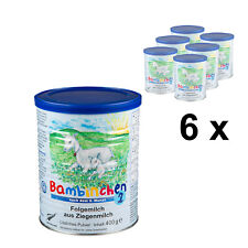 Bambinchen 2 - Babynahrung 7 bis 12 Monate 6x400g