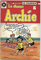 Le Jeune Archie #18 1975 FN Heritage Comics Free Bag/Board In Francais