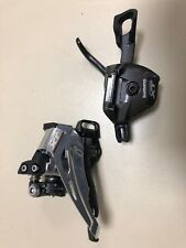 Shimano XT 2x11 Umwerfer FD-M8025 E-Type Top Swing Down Pull ink. Trigger