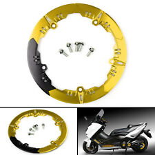 CNC Aluminum Transmission Belt Pulley Cover For yamaha TMAX 530 SX DX 2017 GD A0