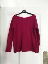 Boden Ribbed Wool Jumper Size 10