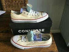 Converse All Stars CT DT Performance Driftwood Canvas Trainers New Sz 4 EU 36