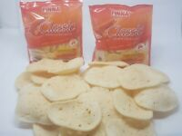 2 x 400g (14.1 oz) of FINNA krupuk udang UNCOOKED shrimp crackers (US Seller)