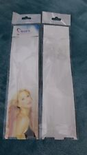 BRA STRAPS NUDE and CLEAR Straps Invisible Adjustable Detachable Plastic Hook