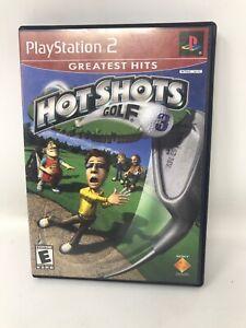 Hot Shots Golf 3 (Sony PlayStation 2, 2003) - PS2