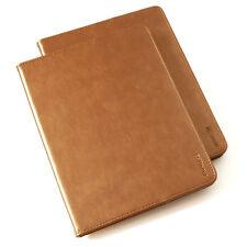 Premium Leder Cover für Apple iPad Air 1 Schutzhülle Case Tasche Tablet gold