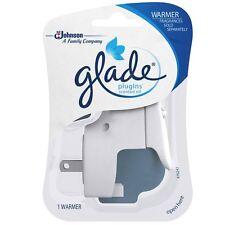 GLADE PlugIns Scented Oil Air Freshener Warmer Base 1 ea