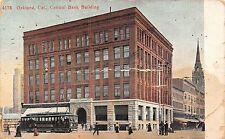 USA California Oakland Central Bank Building 1908