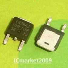 100 PCS IRLR7843 TO-252 LR7843 HEXFET Power MOSFET