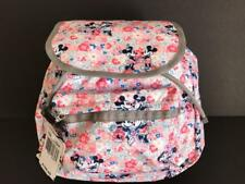 Disney LeSportsac Spring Fling Mickey Minnie Mouse Small Edie Backpack $100 9809