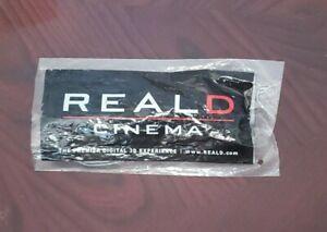 RealD Cinema 3D Glasses
