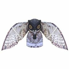 Whites Outdoor PEST CONTROL PROWLING OWL 40cmx1.0m Easy To Relocate Aust Brand