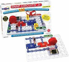 ELENCO Snap Circuits Jr. SC-100 Kit Ages 8+