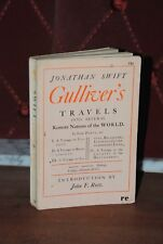 Gullivers Travels, c 1961 Jonathan Swift Intro John F Ross Vintage