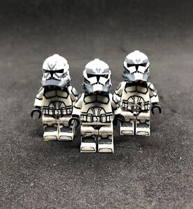 Lego Star Wars Custom Clone Trooper Wolfpack