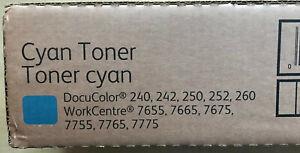 Xerox Toner DocuColor 240, 242, 250, 252, 260-WorkCentre 7655, 7665, 7675, 7755,