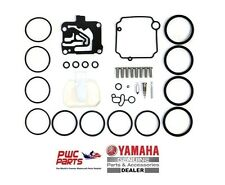 YAMAHA OEM Carburetor Repair Kit 62Y-W0093-00-00 1995-2000 F40 F50 T50 Outboards