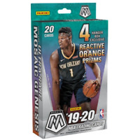 2019-20 MOSAIC BASKETBALL FACTORY SEALED HANGER BOX IN STOCK FREE SHIPPING