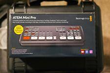 Blackmagic Design ATEM Mini Pro Switcher BRAND NEW