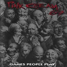 Pink Cream 69 - Games People Play (2017)  CD  NEW  SPEEDYPOST