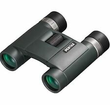 NEW PENTAX 10X25 A-SERIES AD WP COMPACT BINOCULAR PHASE-CORRECTED ROOF PRISMS