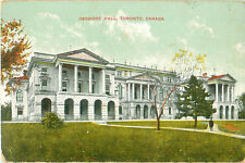 Osgoode Hall Toronto Canada Color Postcard Published S.H. Knox & Co