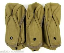 Eagle Allied Industries DGLCS Khaki Tan 3x3 762x39 & 556 Triple Mag Pouch MLCS
