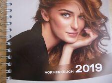 Salonplaner Terminbuch Vormerkbuch 2019 Kosmetik oder Friseur bis 5 Mitarbeiter