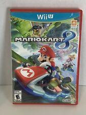 Mario Kart 8 Nintendo Wii U Wiiu Game Peach Luigi Bowser Toad 2014
