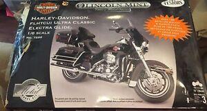 1/6 Harley Davidson FLHTCUI Electra Glide Testors Lincoln Mint 7220 - Parts Seal