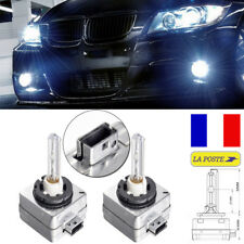 2x 55W D1S Ampoule HID Blanc Pur Xenon Aluminium Phare Cob Voiture 6000K Kit 12V