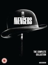 THE AVENGERS - COMPLETE COLLECTION (DVD) (New)