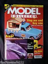 MODEL COLLECTOR - WALL'S ICE CREAM VANS - AUG 2000