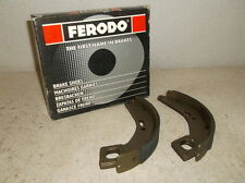 Ferodo Front Brake Shoes for Piaggio Cosa and Cosa 2 125, 150 and 200 Models