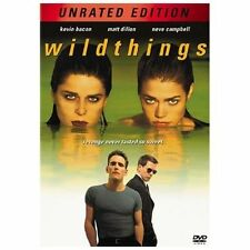 Wild Things (DVD, 2004, Unrated Version) Disc Only  7-38