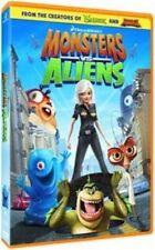 Monsters VS Aliens 5051189136931 DVD Region 2