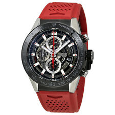 Tag Heuer Carrera Chronograph Mens Watch CAR2A1Z.FT6050