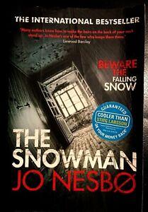 THE SNOWMAN - An Inspector Harry Hole novel by Jo Nesbo