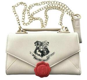 Harry Potter Hogwarts Letter Envelope Style Sidekick Handbag Shoulder Handbag 3