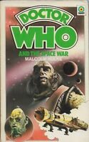 DOCTOR WHO AND THE SPACE WAR by MALCOLM HULKE - 1976 1ST EDITION [R]