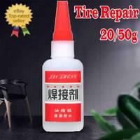 Mighty Tire Repair Glue Tyre Puncture Sealant Glue Repair Car Bike Patch 20/50g