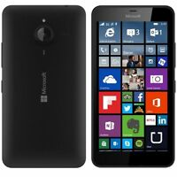 NEW MICROSOFT  NOKIA LUMIA 640 XL  8GB BLACK UNLOCK WINDOWS SMART PHONE
