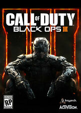Call of Duty: Black Ops 3 PC [Steam Key] NO Disc BLOPS 3