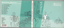 CD DIGIPACK 13T QUADRO NUEVO CANZONE DELLA STRADA 2002 FINE MUSIC TBE