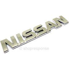 JDM Nissan 89-94 Skyline GT-R GTR GTS R32 Rear NISSAN Emblem Badge 84891-01U00