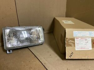 Isuzu 8970246850 Right Passenger Side Headlight 1991-1997 Rodeo NOS