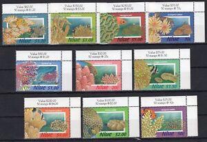 Niue - Marine fauna - Nature - Briefmarken / timbres - Del.11